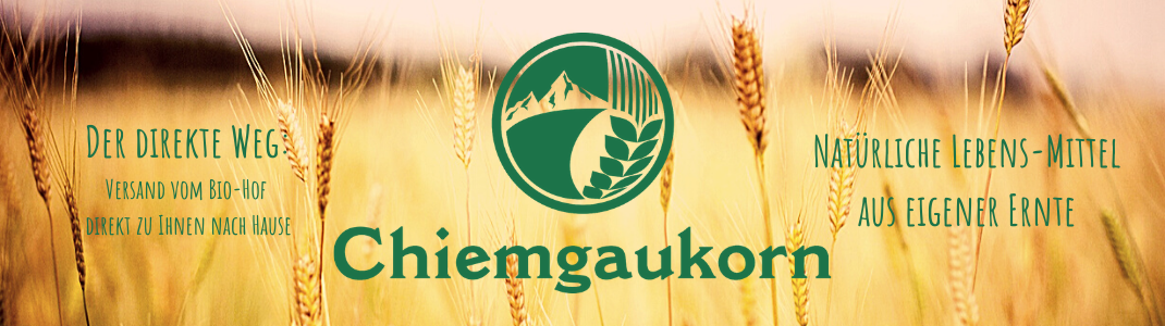 Chiemgaukorn GmbH & Co. KG-Logo