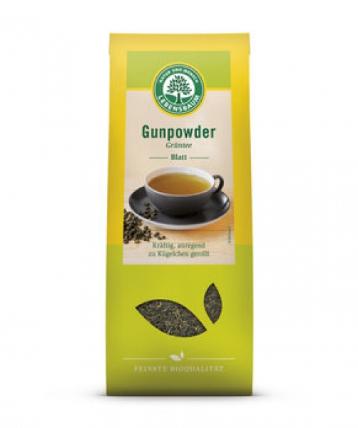 Grüntee Gunpowder 100 g