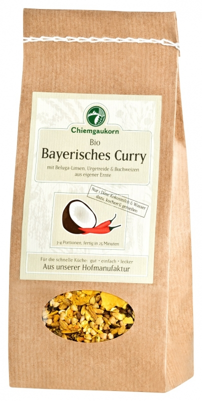 Bayerisches Curry