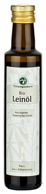Leinöl, nativ 250 ml