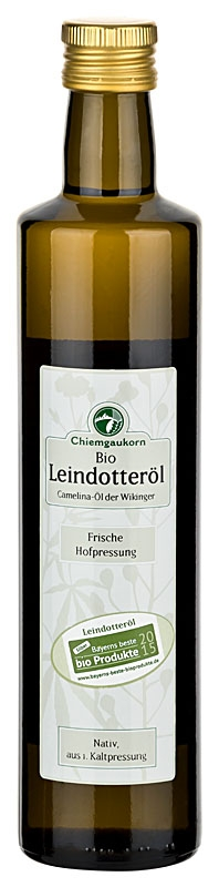 Leindotteröl, nativ 500 ml